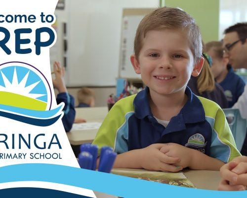 Brand Awareness & Education: Baringa Primary